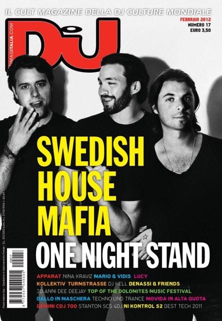 dj mag febbraio 2012 swedish house mafia