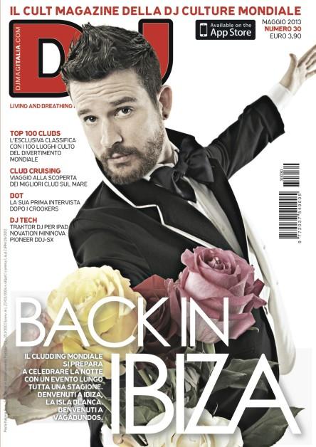 djmag italia maggio 2013 cover