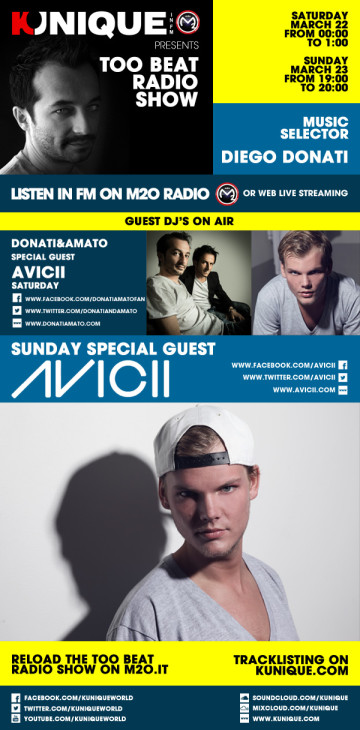 avicii guest on kunique