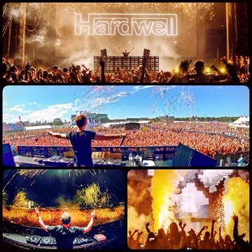 Sabato 2 agosto Too Loud Festival presenta Hardwell. Il dj numero uno al mondo a Rimini Fiera