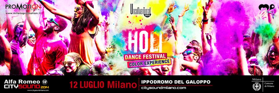 Holi Festival milano