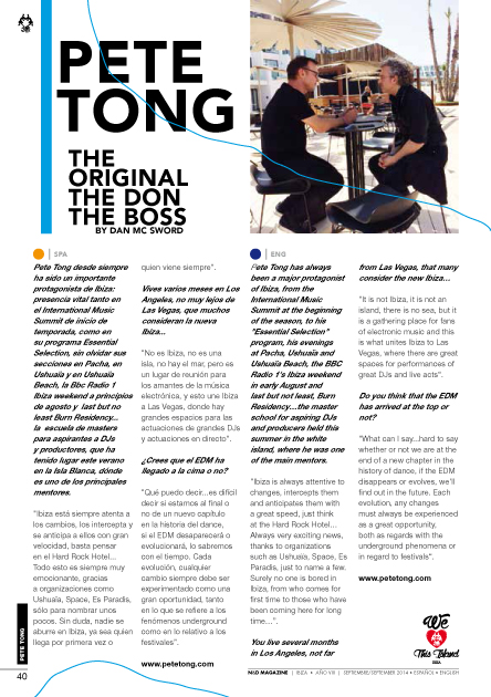 N&D-MAGAZINE,-SEPTEMBER-2014-ISSUE-INTERVISTA-A-PETE-TONG