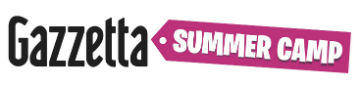 Logo gazzetta summer camp ok