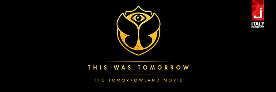 Tomorrowland dvd banner