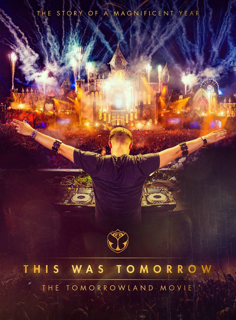 tomorrowland 2016 dvd cover
