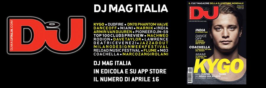 banner Dj Mag aprile 2016