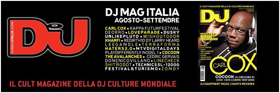 banner dj mag italia ago set 2016