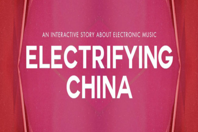 Electrifying China