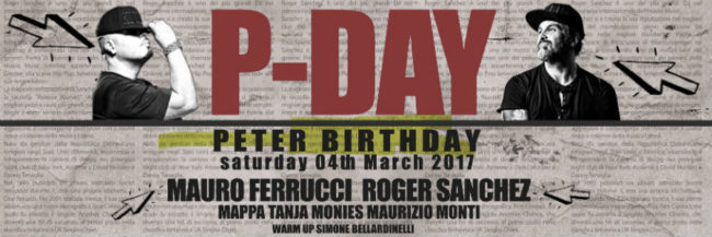 banner peter pan compleanno 2017