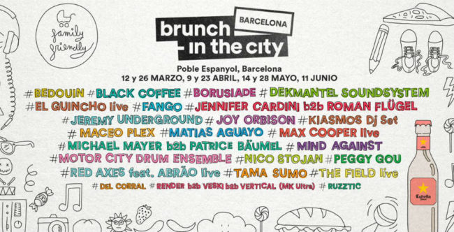 brunch in the city 2017