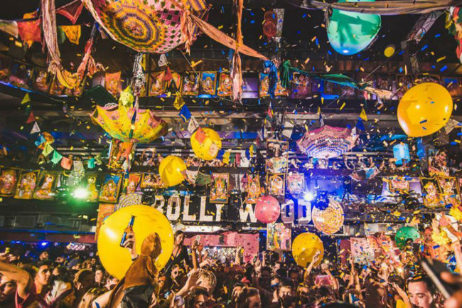 elrow bollywood