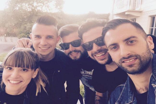 burn residency finalisti italiani 2017