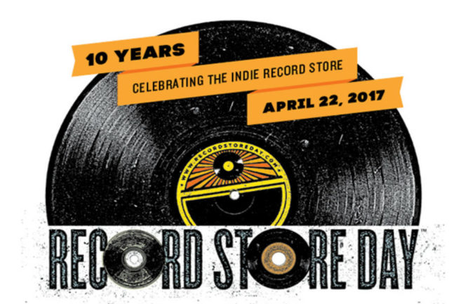 record store day 2107
