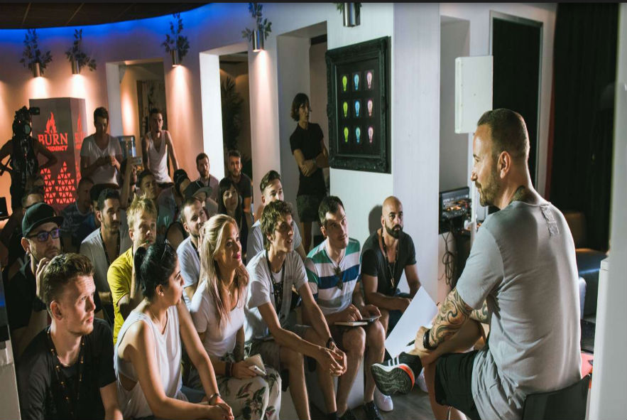 Burn Residency Sessions a Ims Ibiza