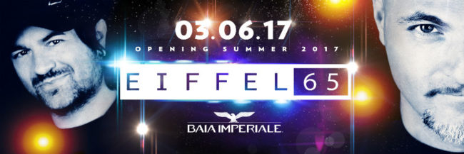 baia imperiale 2017 opening