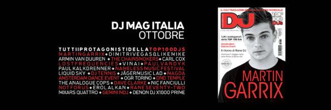 DJ mag - novembre 2017 - spadaronews