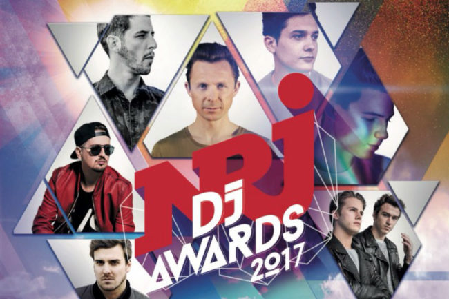 nrj dj awards 2017