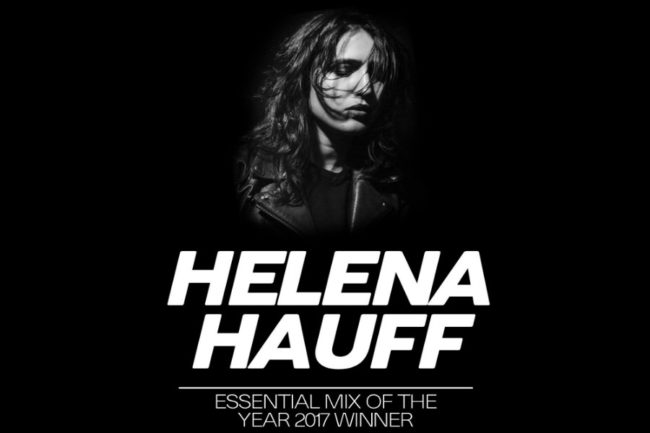 EMOTY 2017 winner Helena Hauff 900x600
