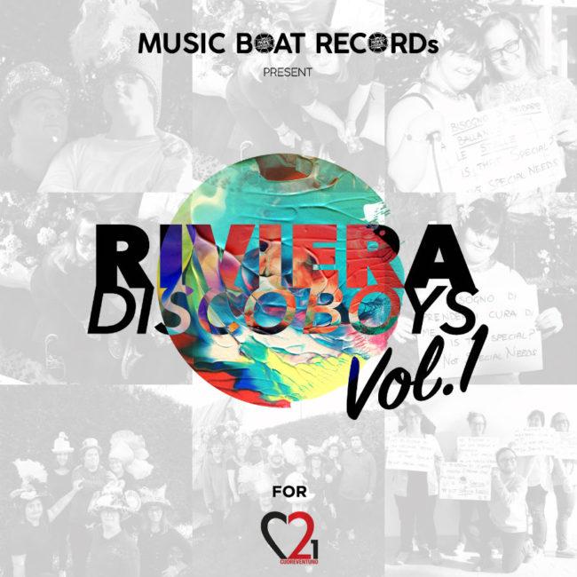 Riviera Discoboys Vol.1 fronte lowres