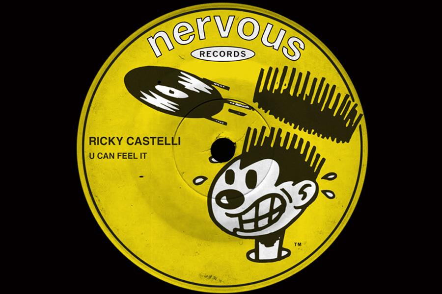 Ricky Castelli debutta su Nervous Records