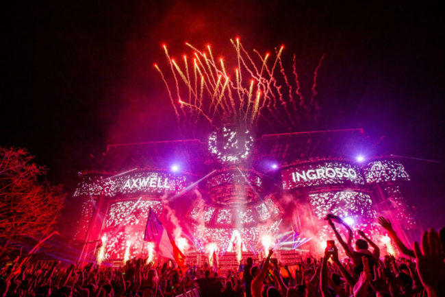 Axwell Λ Ingrosso @ Ultra 2017