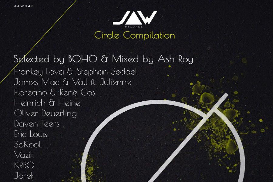Frankye Lova e Seddel nella nuova Circle Compilation