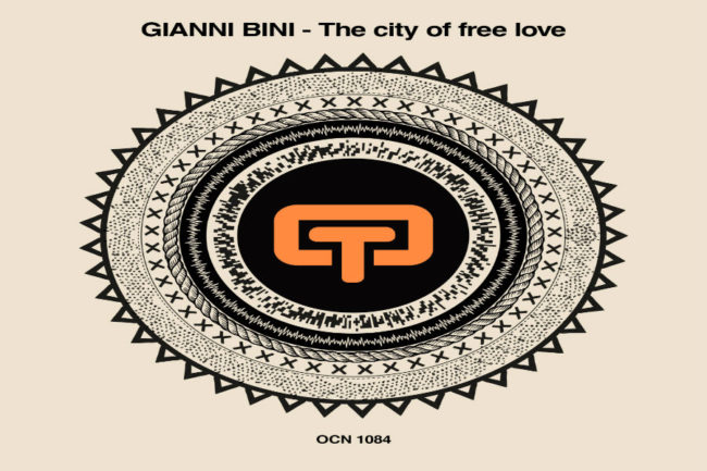 Gianni Bini - The City Of Free Love 900x600