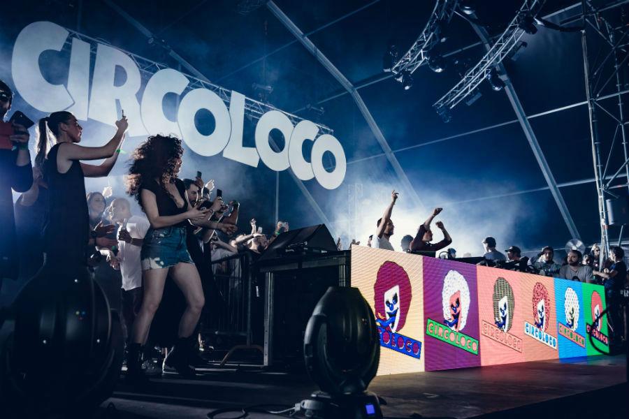 Sabato 19 maggio 2018 Circoloco al Social Music City