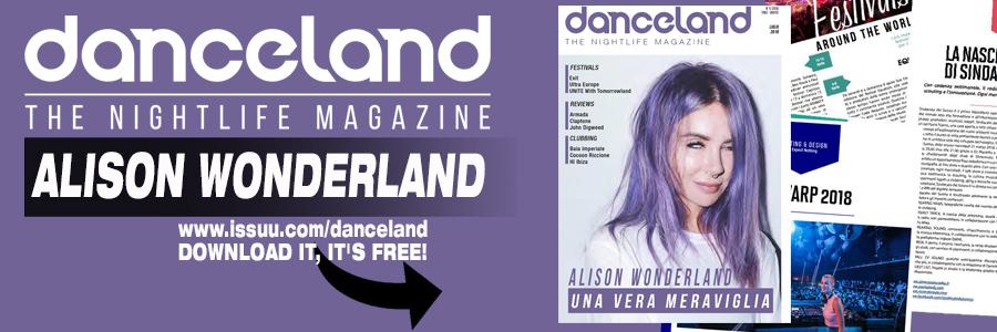 On line il numero di luglio 2018 di Danceland