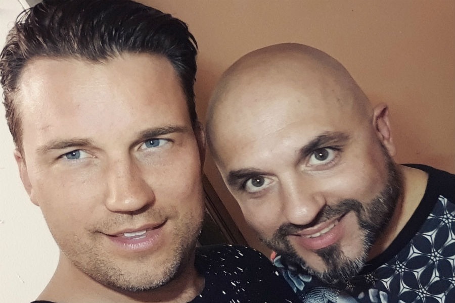 Paolo Ortelli collabora al nuovo album di DJ Antoine