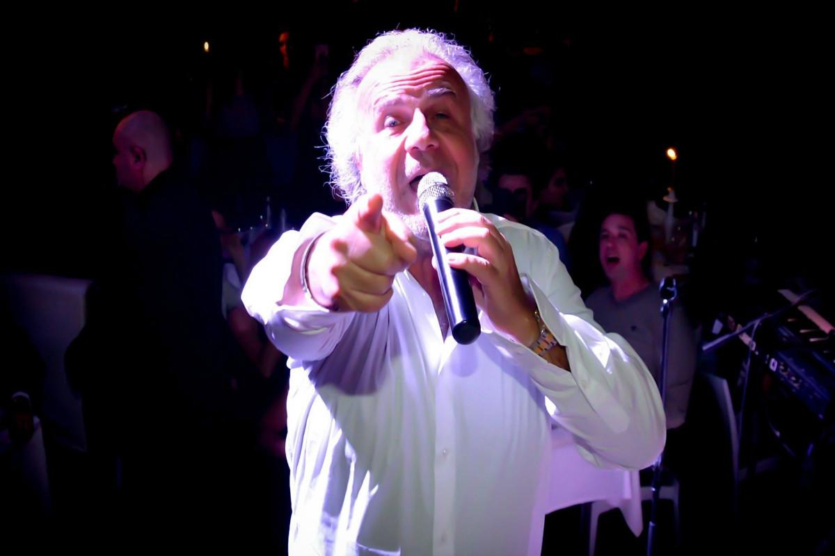 Jerry Calà e il suo concert show allo Storya di Padova