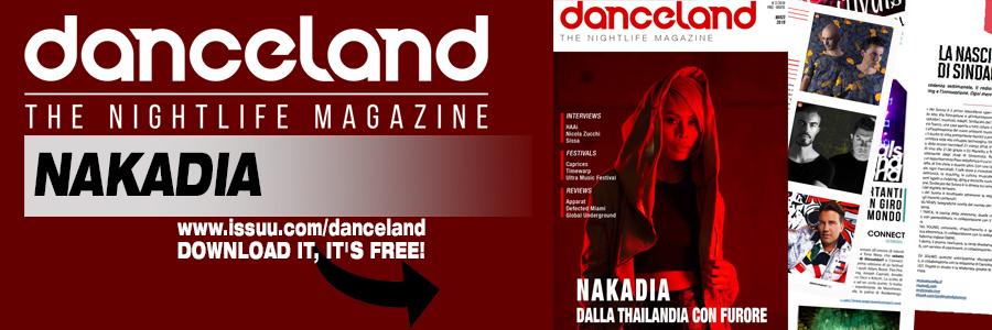 On line il nuovo numero di Danceland