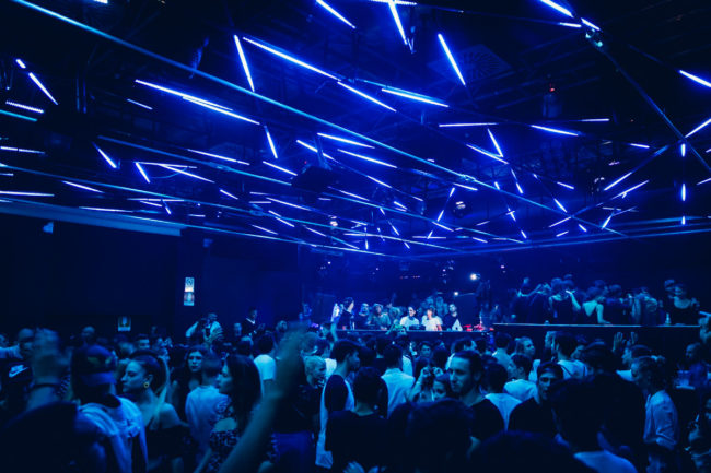 amnesia milano main room