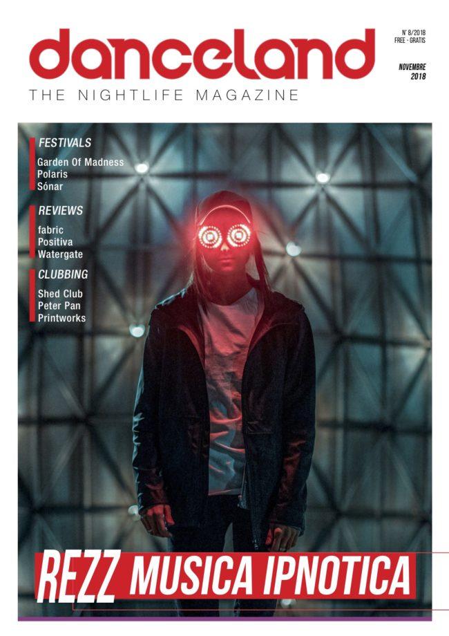 danceland nov 2018 cover