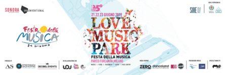 Love Music Park banner giugno 2019