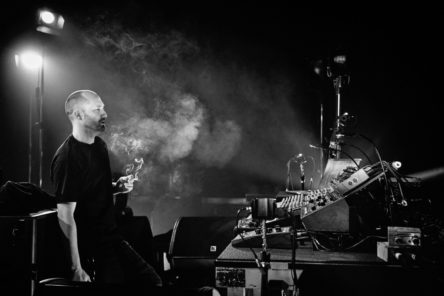 Paul Kalkbrenner Berlin 28 credits Olaf Heine @ social music city 26.07.19