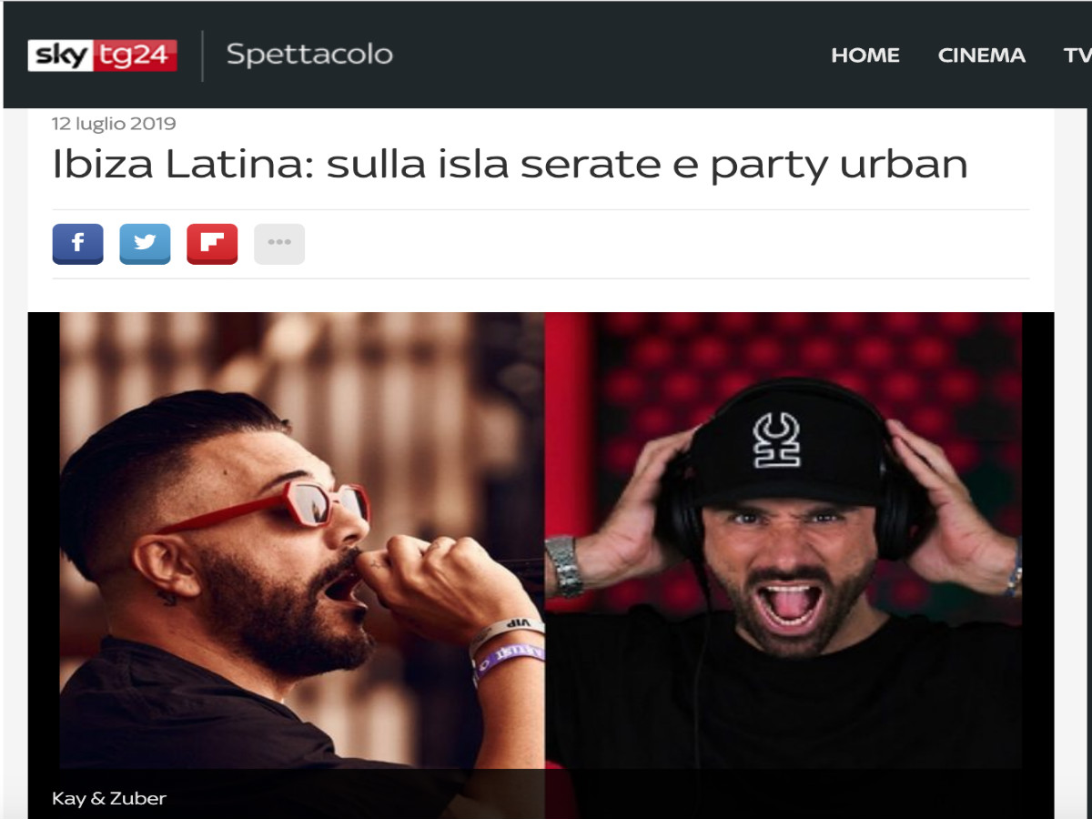 Ibiza latina, Hï e Ushuaïa: la news di Sky Tg 24