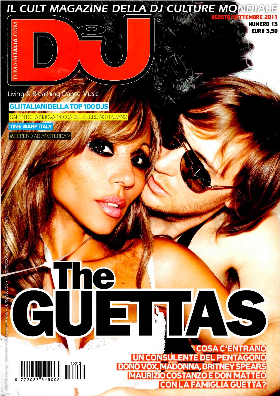 Dj Mag agosto 2011