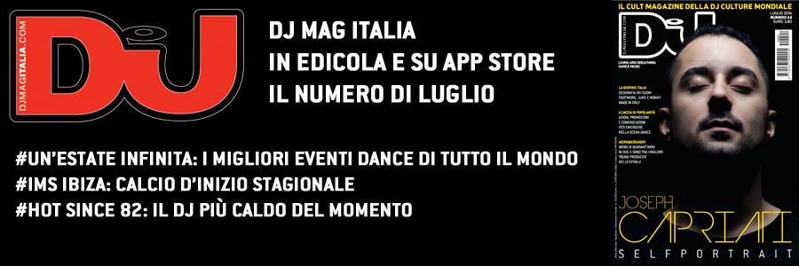 dj mag italia luglio 2014