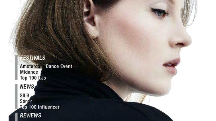 Danceland nov 2020 cover