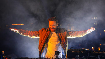 Top 100 Djs David Guetta - foto Rudgrom