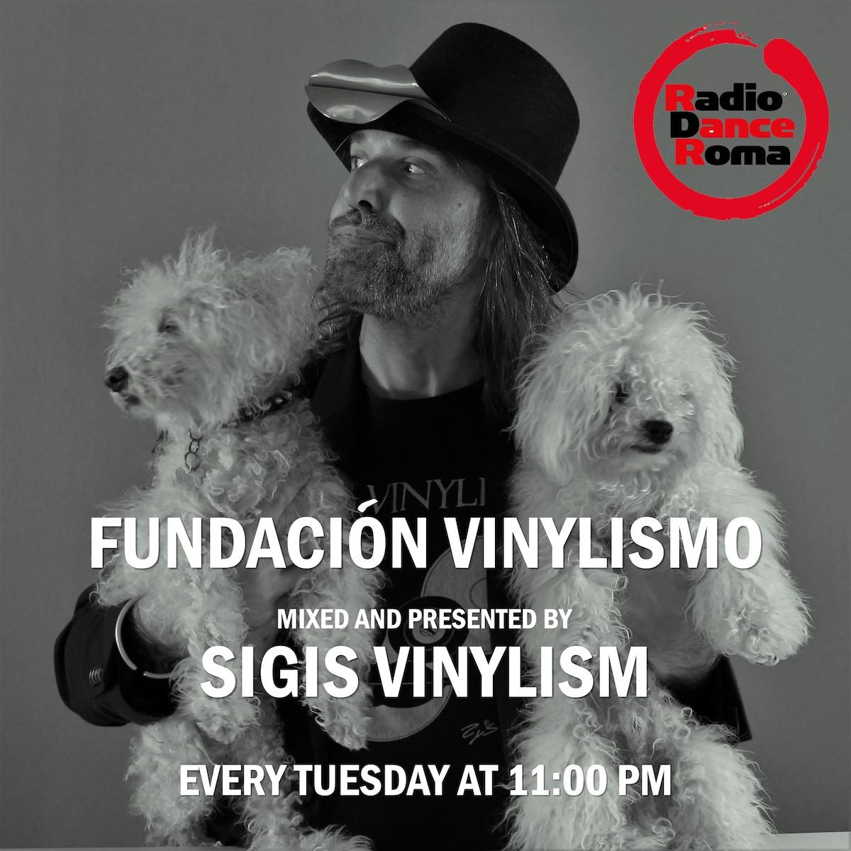 Fundación Vinylismo: un nuovo format radiofonico